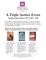 Book Signing at Chapters