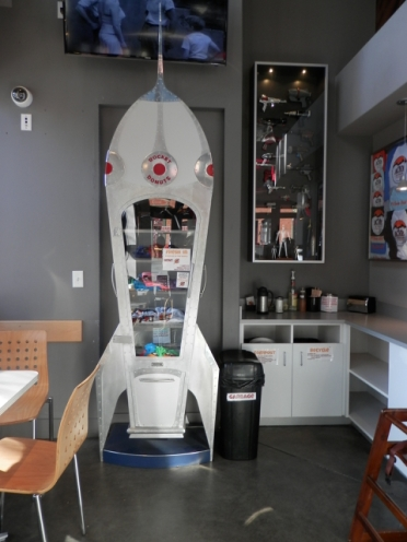 Rocket Donuts, Fairhaven WA