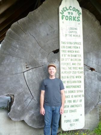 james tree stump