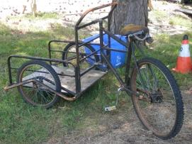 A bike.