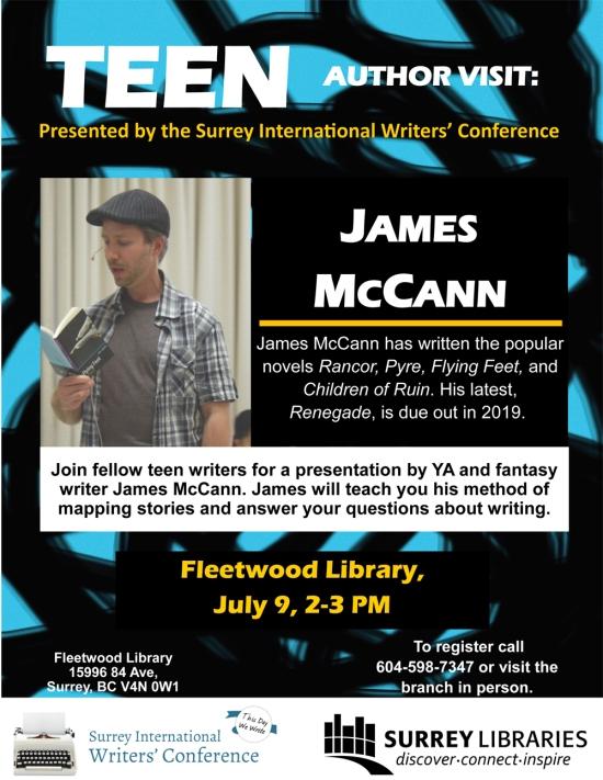 James McCann Poster